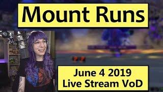 Throne of Thunder Mount Runs - June 4 Live Stream VoD