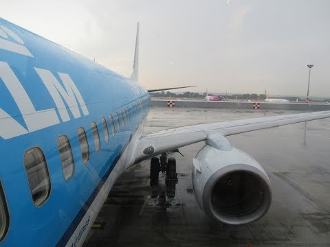 Flight Experience | KLM 1972 | Boeing 737-800 | Budapest to Amsterdam
