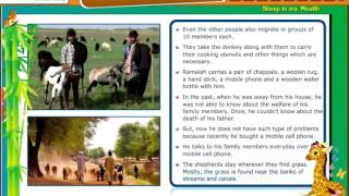 Animals - Base of Our Life, Class 5 Science | Digital Teacher