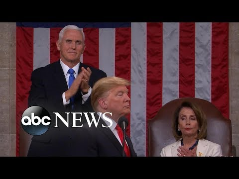 Trump on US economy: Unemployment at lowest rate in over half a century l State of the Union 2019