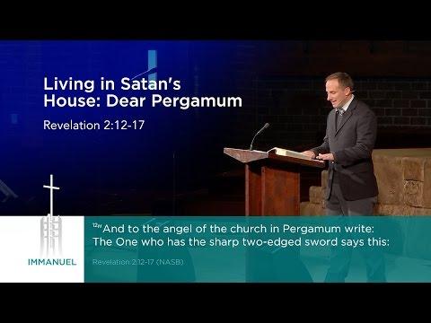 Message: Living in Satan's House: Dear Pergamum (Feb 14 2016)