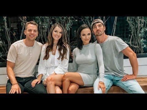 Raven Gates And Adam Gottschalk Get 'Crucial Wedding Advice' From Jessica Graf And Cody Nickson