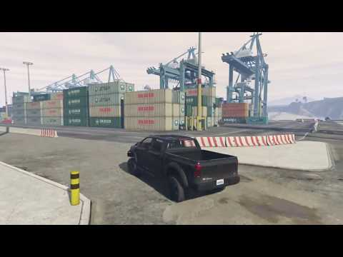 GTA V - checking possible lab location and then doing cargo work - WAYNE GROW INDUSTRIES - RP LP 41