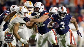 Tennessee Volunteers vs. <b>Auburn</b> Tigers | 2020 College <b>Football</b> ...