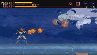 Pasando el Alien Soldier (No Death) (Superhard) (Sega Genesis)