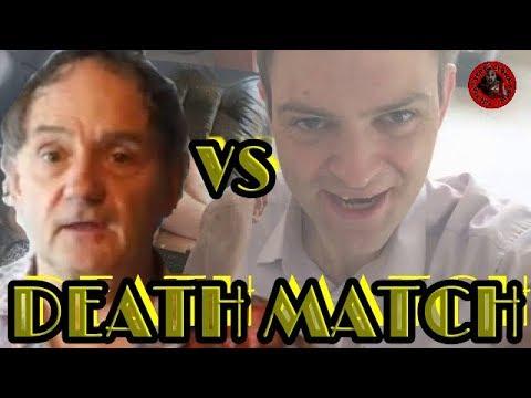 FLAT EARTH DELETED🎬SCENES - George Hnatiuk vs Nathan Oakley thumbnail