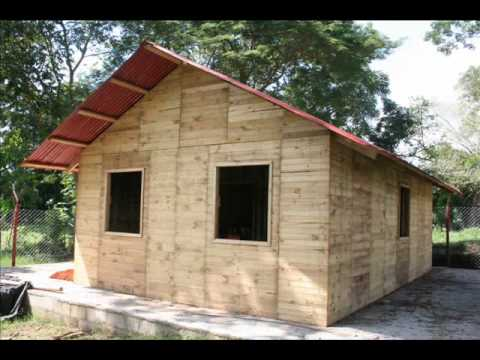 El higuerito paneles de madera guatemala facilidades de for Puertas de madera prefabricadas guatemala