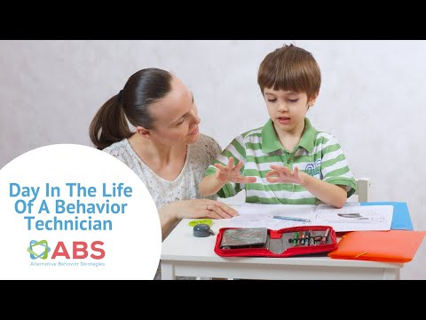 Day In The Life Of A BT / RBT | ABA Therapy Jobs