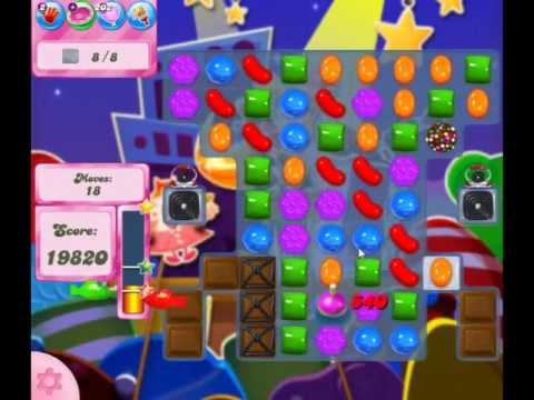 Candy Crush Saga Level 2530 - NO BOOSTERS