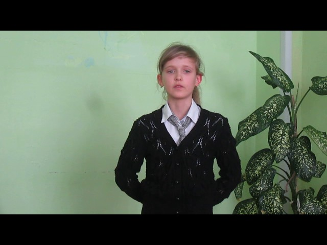 Изображение предпросмотра прочтения – МарияСизанова читает произведение «Что такое хорошо и что такое плохо» В.В.Маяковского