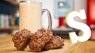 Banana Lassi And Chocolate Chews Recipe - Sorted