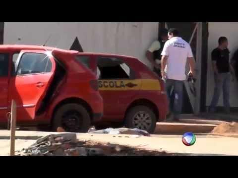 ASSALTANTES MORTOS PELA PM EM BOM JESUS DO ARAGUAIA - MT - TV QUERÊNCIA