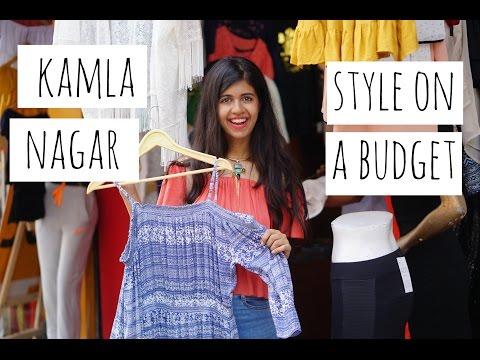 Style on a Budget: Kamla Nagar Market| Sejal Kumar