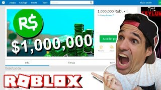 won $1,000,000 of ROBUX in 1 day!! | Rovi23 Roblox Casino