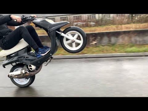 Wheeling En Booster Kit 70 Malossi + CONCOURS