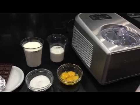 Cuisinart Commercial Quality Ice Cream & Gelato Maker - ICE-100BCHK