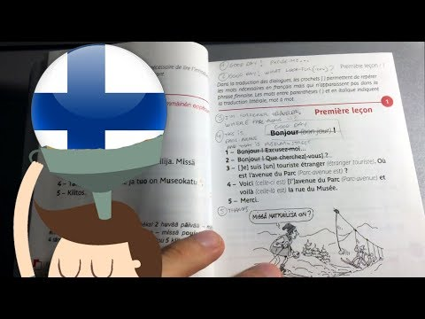 Day 1 learning Finnish 🇫🇮 (Anki + Assimil)