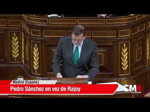 ¡Cae Rajoy! Pedro Sánchez será el nuevo presidente en España