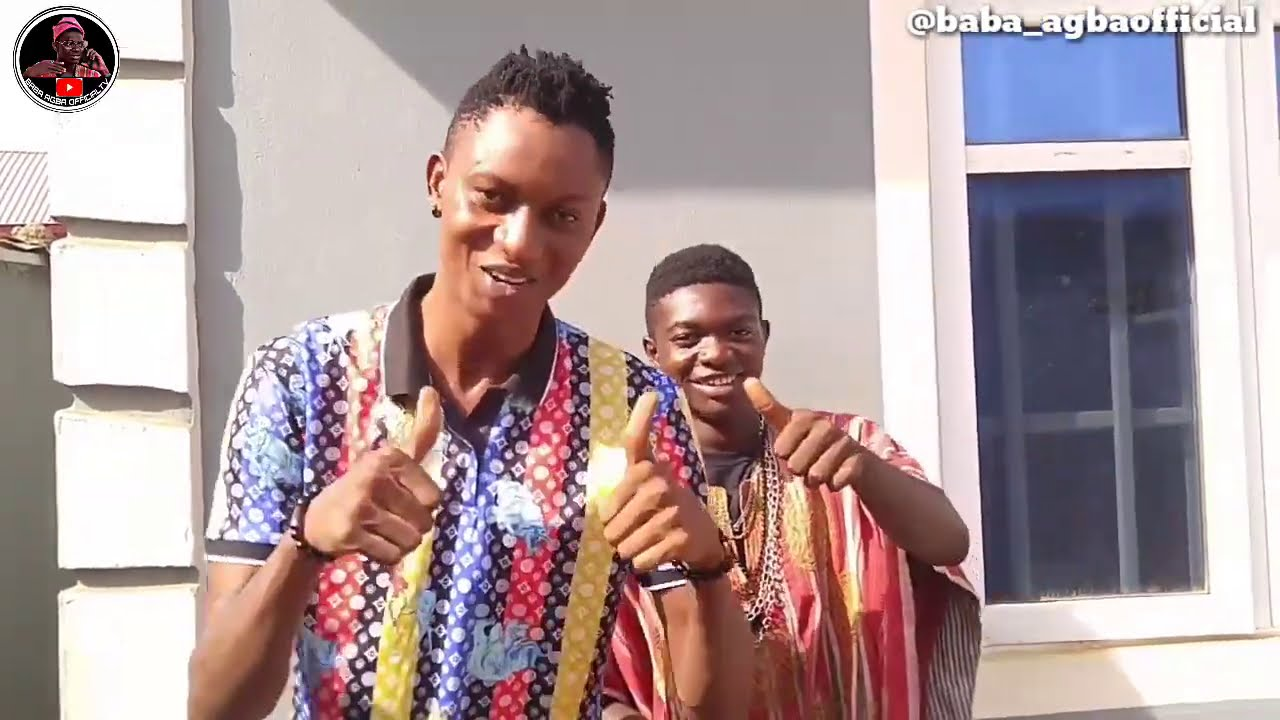 Download TALENT HUNT REAL HOUSE OF COMEDY FT BABA AGBA OFFICIAL