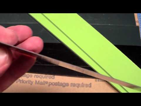 g10 knife handle materiel