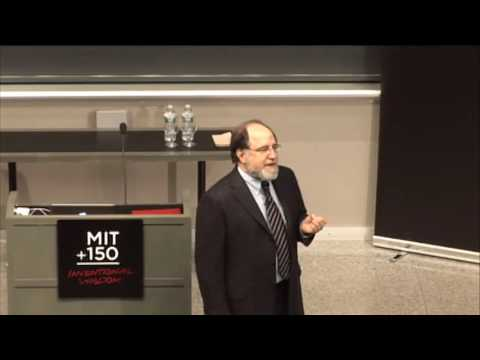 "2011 Killian Lecture: Ronald L. Rivest, ""The Growth of Cryptography"""