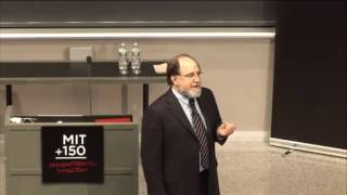"""2011 Killian Lecture: Ronald L. Rivest, """"The Growth of Cryptography"""""""