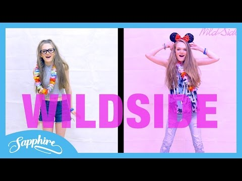 """Wildside (From """"Adventures in Babysitting"""") - Cover by 13 y/o Sapphire"""