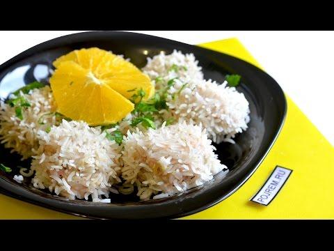 Ежики из фарша с рисом - простой рецепт
