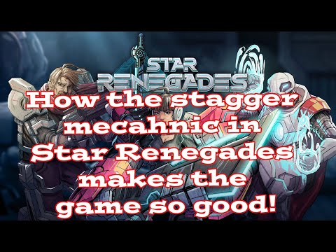 How the stagger mechanic in Star Renegades makes the game so good! [[Teleporterdown]] |