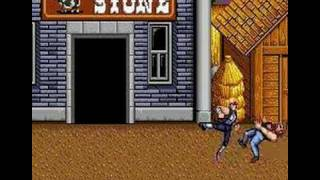 Double Dragon II The Revenge (Arcade) 1/2