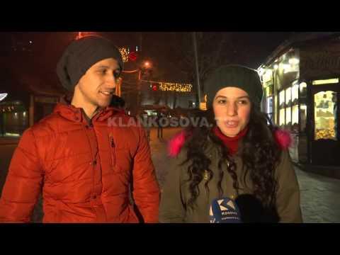 Kështu u prit viti i ri në Prizren - 01.01.2017 - Klan Kosova