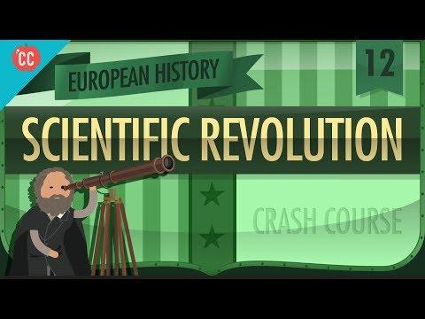 Scientific Revolution: Crash Course European History #12