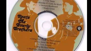The Everly Brothers - I Wonder If I Care as Much