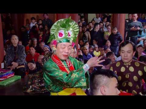 Cô Đôi Thượng Ngàn -Đồng Đền Lảnh Giang Vọng Từ Lưu Ngọc Đức - Tại Đền Bồng Lai