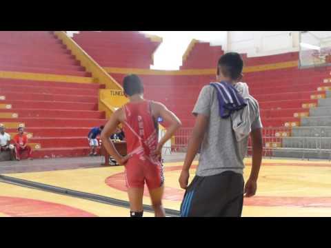Lucha Olímpica Nacional Juniors 2017