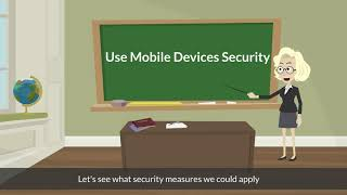 Use Mobile Devices Securely