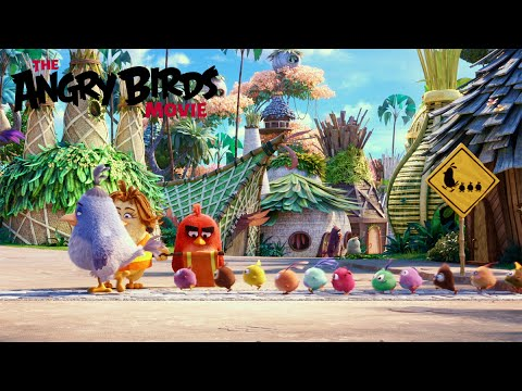 The Angry Birds Movie - TV Spot: Bring Your Family!