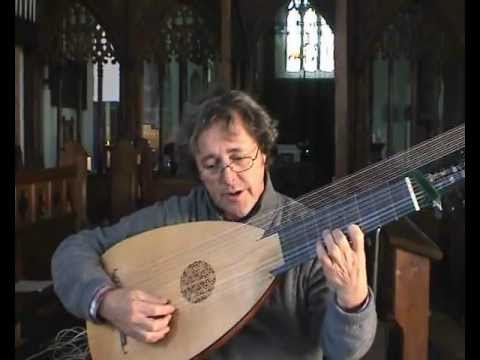 David Miller demonstrates ornamentation in Weiss.