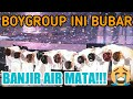 WANNA ONE BUBAR DENGAN BANJIR AIR MATA