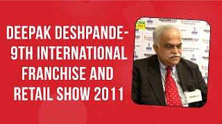 Deepak Deshpande - 9th International