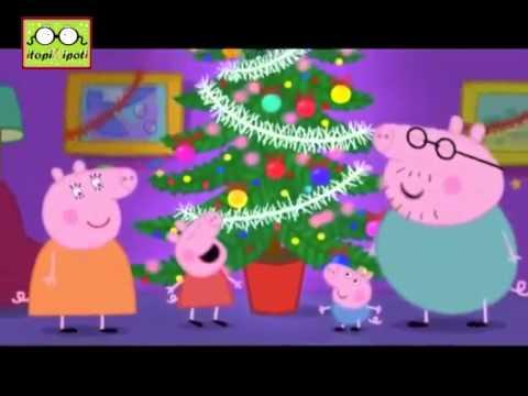 Peppa Pig Natale.Peppa Pig 018 Babbo A Natale By Itopinipoti Youtube