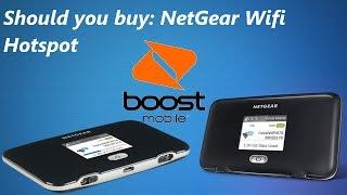 Should you buy the netgear WiFi hotspot
