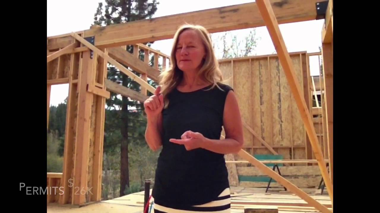 Building A Tiny House In Truckee Permit Fees And Costs