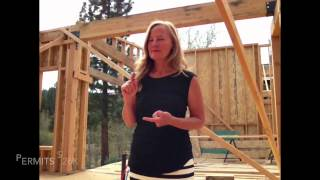 Building A Tiny House In Truckee, Permit Fees And Costs
