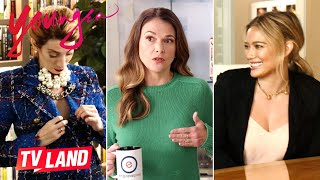Younger Season 7 Bloopers Compilation (Ep. 1-4) 🤣 TV Land
