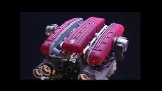 Ferrari V12 производство двигателей