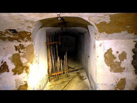 LOST PLACE: Untergrund der MALZFABRIK