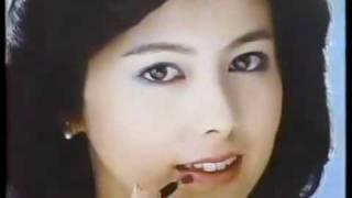美しい沢口靖子さんの思い出深いCMです。 ゴミを削除して再アップいたし...