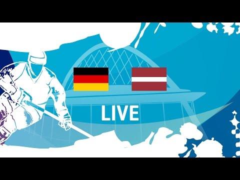 Germany - Latvia   Full Game   #IIHFWorlds 2017