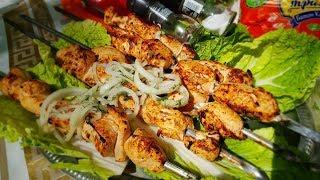 Нежнейший🔥 КУРИНЫЙ🔥 шашлычок, цыганка готовит на природе.😋 Gipsy cuisine.